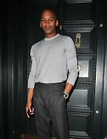 LONDON, ENGLAND - FEBRUARY 12: Eric Underwood at the Gymkhana restaurant re- launch party, Gymkhana, Albemarle Street, on Wednesday 12 February 2020 in London, England, UK. <br /> CAP/CAN<br /> ©CAN/Capital Pictures