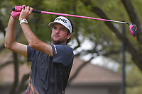 Bubba Watson (USA) watches his tee shot on 8 during day 5 of the World Golf Championships, Dell Match Play, Austin Country Club, Austin, Texas. 3/25/2018.<br /> Picture: Golffile | Ken Murray<br /> <br /> <br /> All photo usage must carry mandatory copyright credit (© Golffile | Ken Murray)