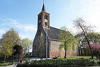 Nederland Limmen - 2018. De Hervormde kerk van Limmen.  Foto Berlinda van Dam / Hollandse Hoogte