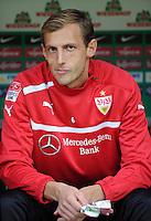 FUSSBALL   1. BUNDESLIGA   SAISON 2012/2013   4. SPIELTAG SV Werder Bremen - VfB Stuttgart                         23.09.2012        Georg Niedermeier (VfB Stuttgart)