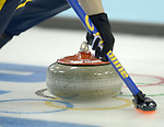 10/02/2014 - Mens Curling - Iceberg Arena - Olympic Park - Sochi - Russia