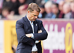 Crystal Palace manager Frank de Boer during the premier league match at the Turf Moor Stadium, Burnley. Picture date 10th September 2017. Picture credit should read: Paul Burrows/Sportimage
