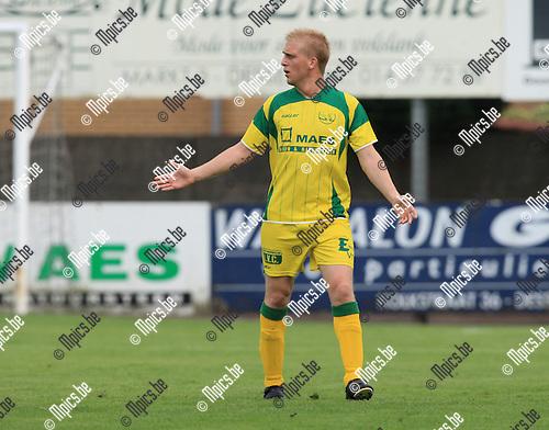 2010-06-22 / Voetbal / seizoen 2010-2011 / Witgoor Dessel / Geert Cochet..Foto: mpics