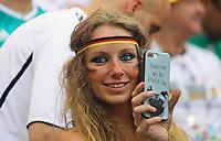 Deutscher Fan weiß, dass morgen auch noch ein Tag ist - 17.06.2018: Deutschland vs. Mexico, Luschniki Stadium Moskau