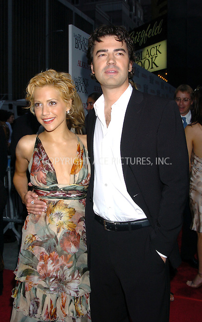"""Brittany Murphy and Ron Livingstone at the Premiere of """"Little Black Book"""". The Zeigfeld Theatre, New York City. July 21 2004Please byline: AJ SOKALNER/ACE Pictures..*PAY-PER-USE*....IMPORTANT: Please note that our old trade name New York Photo Press has changed to ACE Pictures. New York Photo Press and ACE Pictures are both owned by All Celebrity Entertainment, Inc.......All Celebrity Entertainment, Inc..Contact: Alecsey Boldeskul, (646) 267 6913..Philip vaughan, (646) 769 0430..e-mail: info@acepixs.com..Philip.Vaughan@acepixs.com"""