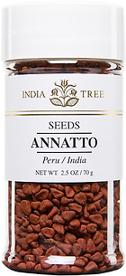 30614 Annatto Seed, Small Jar 2.5 oz, India Tree Storefront