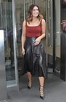 JUN 06 Mandy Moore Seen In NYC