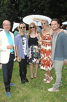 Stephen Maguire, Adam Mars, Brynn Cameron, Kelsey Lee Offield, Cole Sternberg==<br /> LAXART 5th Annual Garden Party Presented by Tory Burch==<br /> Private Residence, Beverly Hills, CA==<br /> August 3, 2014==<br /> ©LAXART==<br /> Photo: DAVID CROTTY/Laxart.com==