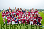 Scartaglen at the Scartaglin GAA Memorial blitz for the late Jack Rahilly on Saturday