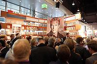 10.10.2012: Frankfurter Buchmesse