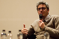 """Pif.<br /> <br /> London, 25/03/2017. Today, CinemaItaliauk held the premiere of the Italian movie """"In Guerra Per Amore"""" (At War With Love) at the Genesis Cinema in London's Whitechapel (On London's 11 Best Independent Cinemas list). Special guest of the event was the Director and main actor of the movie Pif (Aka Pierfrancesco Diliberto, Italian television host and film director and actor and writer) who held a Q&A with Clare Longrigg, deputy Editor of the Guardian. After the success with """"The Mafia Kills Only in Summer"""" (2013), Pif is back with a love comedy based on true facts in which the Sicilian Director shows the agreement, made during World War II between the US Army and the Sicilian mafia, to invade and occupy Sicily without provoking any trouble, re-establishing the criminal power of """"Cosa Nostra"""" on the Italian southern island. <br /> <br /> For more information please click here: http://www.imdb.com/title/tt5263116/ & https://www.facebook.com/events/237675699972952/ & https://www.facebook.com/CinemaItaliaUk/"""