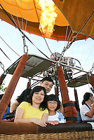 20130212 February 12 Hot Air Balloon Cairns