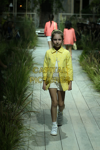 BONPOINT<br /> Paris Fashion Week, Ready to Wear,Spring Summer 2016, Paris, France October 03, 2015.<br /> CAP/GOL<br /> &copy;GOL/Capital Pictures
