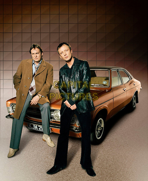 PHILIP GLENISTER & JOHN SIMM .in Life On Mars.*Editorial Use Only*.Ref: FB.www.capitalpictures.com.sales@capitalpictures.com.Supplied by Capital Pictures.