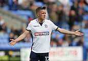 9th September 2017, Macron Stadium, Bolton, England; EFL Championship football, Bolton Wanderers versus Middlesbrough; Craig Noone making his debut for Bolton today