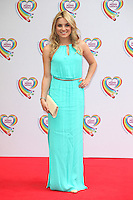 Sian Welby arriving for the Health Lottery Tea Party, The Savoy, London. 02/06/2014 Picture by: Alexandra Glen / Featureflash