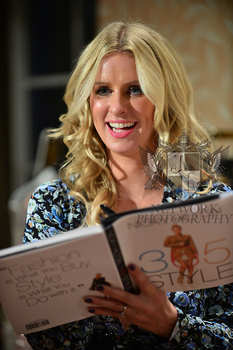 MIAMI BEACH, FL - NOVEMBER 06: Nicky Hilton signs copies of her book '365 Style' at The Webster on Thursday November 6, 2014 in Miami Beach, Florida (Photo by Johnny Louis/jlnphotography.com)
