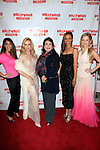 LOS ANGELES - MAY 27: Lindsay Hartley, Donna Mills, Donelle Dadigan, Chrystee Pharris, Crystal Hunt at the Marilyn Monroe Missing Moments preview at the Hollywood Museum on May 27, 2015 in Los Angeles, California