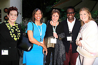 LOS ANGELES - APR 9: Alba Francesca, Guests, Meg Thomas at The Actors Fund's Edwin Forrest Day Party and to commemorate Shakespeare's 453rd birthday at a private residence on April 9, 2017 in Los Angeles, California