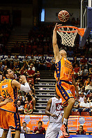Temporada 2014 - 15 Liga ACB<br /> <br /> Presentaci&oacute;n Valencia Basket<br /> <br /> Amistoso Valencia Basket Club vs Cai Zaragoza<br /> <br /> Vladimir Lucic