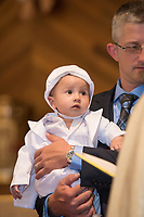 Evan's Baptism and Marriage Blessing