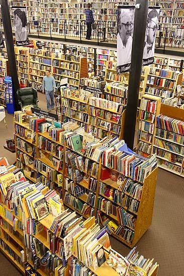 Tony Weller, Sam Weller's Bookstore.&amp;#xA;, 3.23.2006<br />