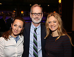 Hannah Elless, Jack Cummings III and Marin Ireland attends The New York Drama Critics' Circle Awards at Feinstein's/54 Below on May 10, 2018 in New York City.
