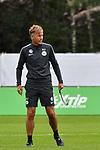 15.07.2017, Sportplatz Ri-Au, Bad Ragaz, SUI, Trainingslager VfL Wolfsburg, im Bild Andries Jonker<br /> <br /> Foto &copy; nordphoto / Hafner