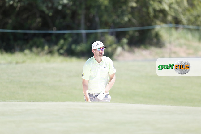Bernd Wiesberger (AUT) during the 3rd round of the Alfred Dunhill Championship, Leopard Creek Golf Club, Malelane, South Africa. 15/12/2018<br /> Picture: Golffile | Tyrone Winfield<br /> <br /> <br /> All photo usage must carry mandatory copyright credit (© Golffile | Tyrone Winfield)