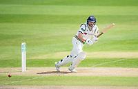 Picture by Allan McKenzie/SWpix.com - 20/04/2018 - Cricket - Specsavers County Championship - Yorkshire County Cricket Club v Nottinghamshire County Cricket Club - Emerald Headingley Stadium, Leeds, England - Adam Lyth bats.