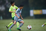 Riko Ueki (Beleza), <br /> SEPTEMBER 17, 2017 - Football / Soccer : <br /> 2017 Plenus Nadeshiko League Division 1 match <br /> between JEF United Ichihara Chiba Ladies 0-1 NTV Beleza <br /> at Frontier Soccer Field in Chiba, Japan. <br /> (Photo by AFLO SPORT)
