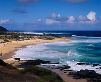 Sandy Beach Park, Oahu, Hawaii, USA.