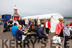 Great attendance at the Valentia Island King Scallop festival despite the grey skies on Sunday.