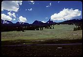 View of Lizard Head Pass and Peak<br /> RGS  Lizard Head Pass, CO