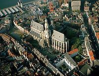 November 1993. Sint-Pauluskerk in Antwerpen.