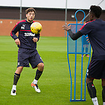 Matt Crooks starting training