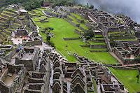 Peru, Machu Picchu.