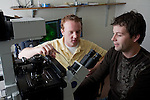 0711-34 371.CR2.College of Life Sciences.Physiology & Developmental Biology.Dr. Mark Hansen's Lab..November 12, 2007..Photography by Jaren Wilkey..Copyright BYU Photo 2007.All Rights Reserved .photo@byu.edu  (801)422-7322