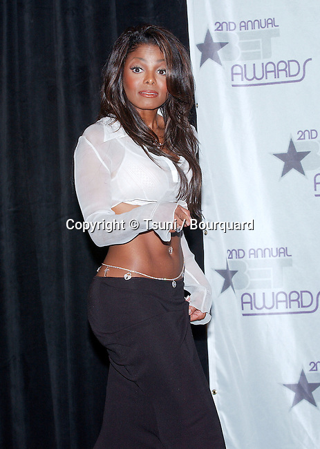 Janet Jackson in  the press Room at the 2nd Annual BET Awards at the Kodak Theatre in Los Angeles. June 25, 2002.           -            JacksonJanet11A.jpg