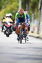 Lauro Cesar Chaman Lauro (BRA), <br /> SEPTEMBER 17, 2016 - Cycling - Road : <br /> Men's Road Race C4-5<br /> at Pontal <br /> during the Rio 2016 Paralympic Games in Rio de Janeiro, Brazil.<br /> (Photo by AFLO SPORT)