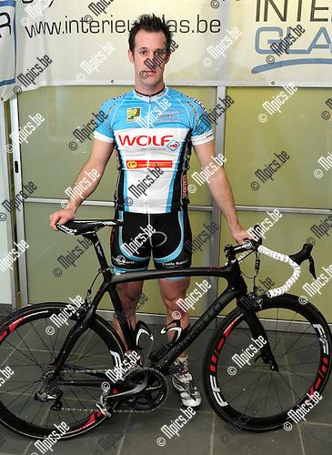 2012-03-07 / Wielrennen / seizoen 2012 / Illi Bikes 2012 / Davy Jaspers (NL)..Foto: Mpics.be