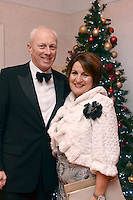 Pictured  at the IHF Ball in the Muckross Park Hotel at the weekend were Diarmuid and Margaret Leen, AIB, Killarney.<br /> Photo: Don MacMonagle<br /> <br /> Repro free photo
