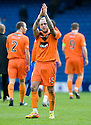DUNDEE UTD'S JOHNNY RUSSELL AT THE END OF THE GAME