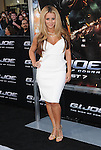 Aubrey O'Day at The Paramount Pictures' G.I. JOE: THE RISE OF COBRA Los Angeles Special Screening held at The Grauman's Chinese Theatre in Hollywood, California on August 06,2009                                                                   Copyright 2009 DVS / RockinExposures