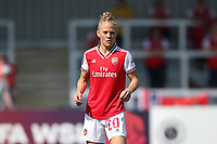 Leonie Maier of Arsenal during Arsenal Women vs Tottenham Hotspur Women, Friendly Match Football at Meadow Park on 25th August 2019