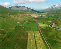 Draflastaðir, Hjarðarholt, Fnjóskadalur. Þuingeyjarsveit áður Hálshreppur / Draflastadir and Hjardarholt, Fnjoskadalur former Halshreppur.