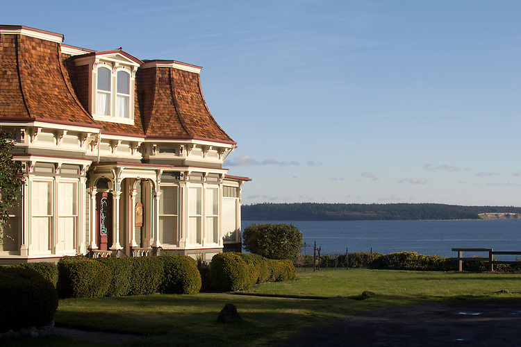 port townsend historic house victorian architecture
