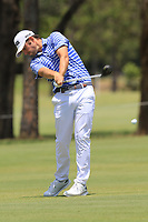 Harrison Endycott (AUS) during the Preview of the Australian PGA Championship at  RACV Royal Pines Resort, Gold Coast, Queensland, Australia. 18/12/2019.<br /> Picture Thos Caffrey / Golffile.ie<br /> <br /> All photo usage must carry mandatory copyright credit (© Golffile | Thos Caffrey)