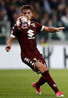 Calcio, Serie A: Torino, Juventus Stadium, 6 maggio 2017. <br /> Torino' Adem Ljajic in action during the Italian Serie A football match between Juventus and Torino at Torino's Juventus stadium, May 6, 2017.<br /> UPDATE IMAGES PRESS/Isabella Bonotto