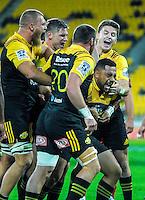 160514 Super Rugby - Hurricanes v Reds
